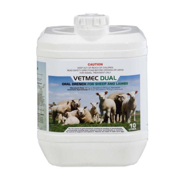 Vetmec Dual Drench for Sheep