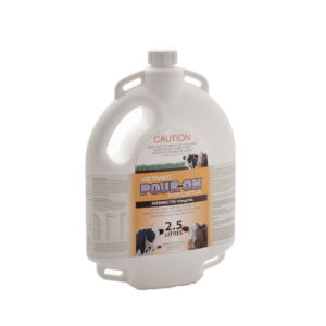 Vetmec Pour On Cattle Drench 2.5L