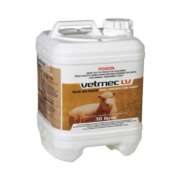 Vetmec LV drench for sheep