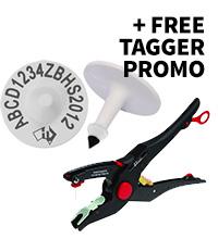 Free tagger promo