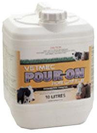 Vetmec Pour-on 10L