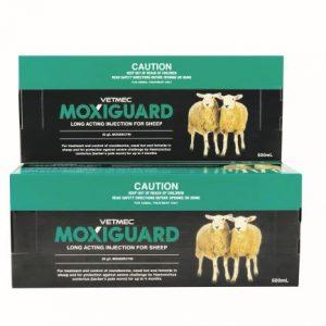 Vetmec MOXIGUARD Long Acting Sheep Injection